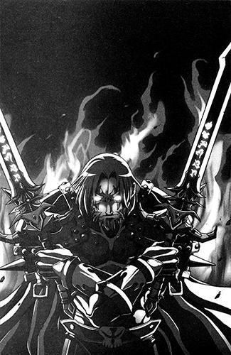 Комикс World of Warcraft - Рыцарь смерти
