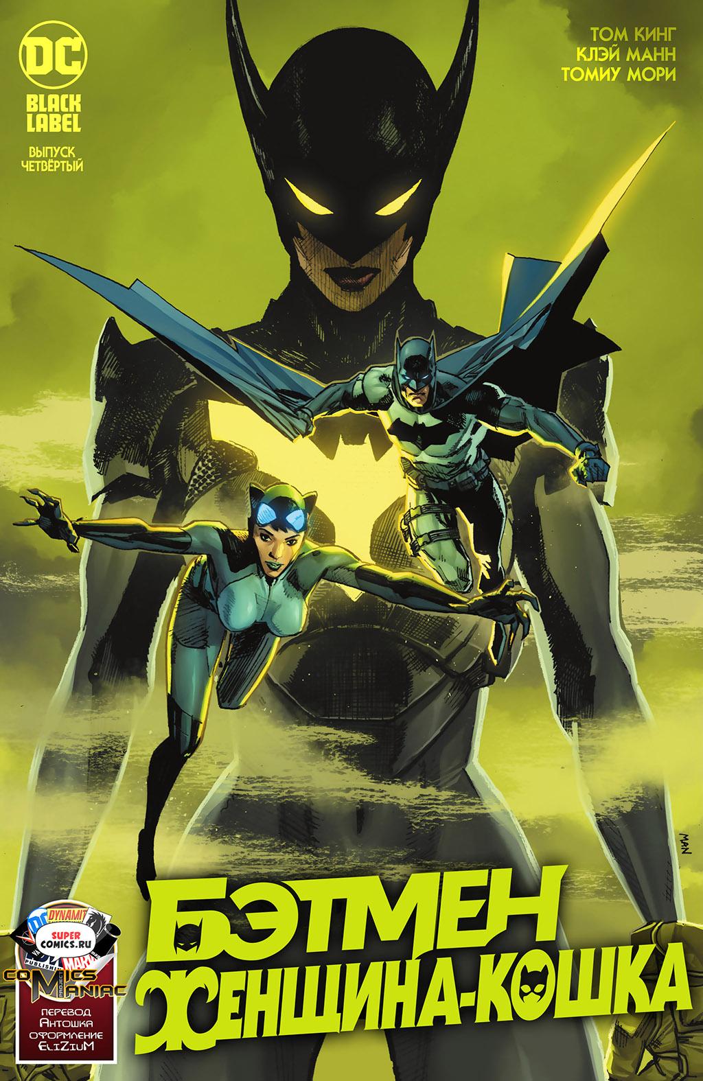 комикс Бэтмен/Женщина-кошка