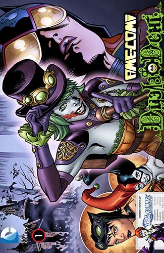 Комикс Аме-Коми III: Дуэла Дент