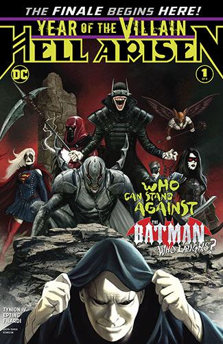 Комикс Лига Справедливости - Год злодеев - Восстание ада