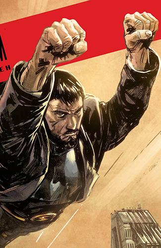 Комикс Лига Справедливости: Боги и монстры – Супермен