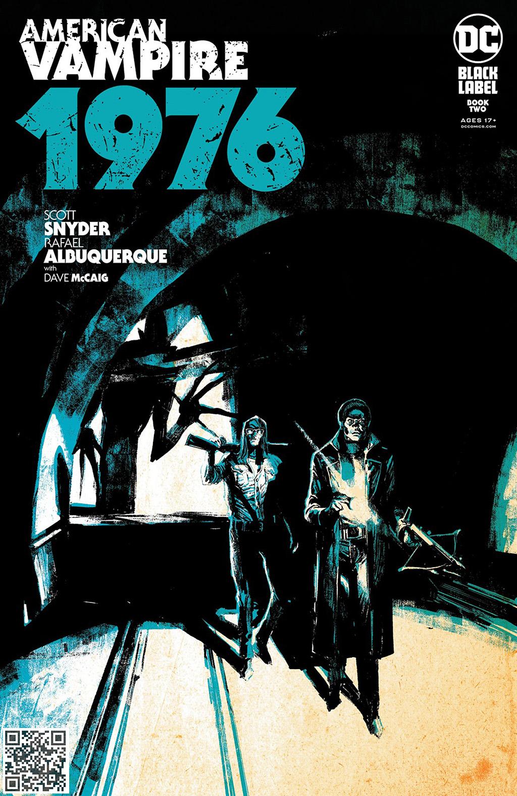 комикс Американский Вампир 1976