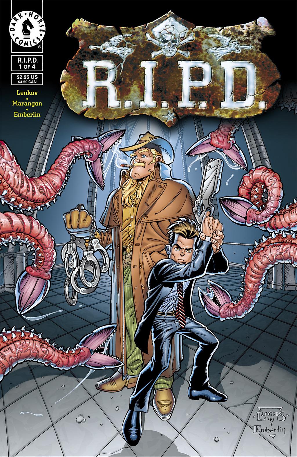 Комикс R.I.P.D. Покойся с миром