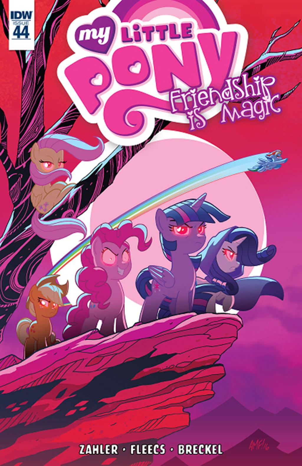 Комикс Мой Маленький Пони: Дружба Это Магия