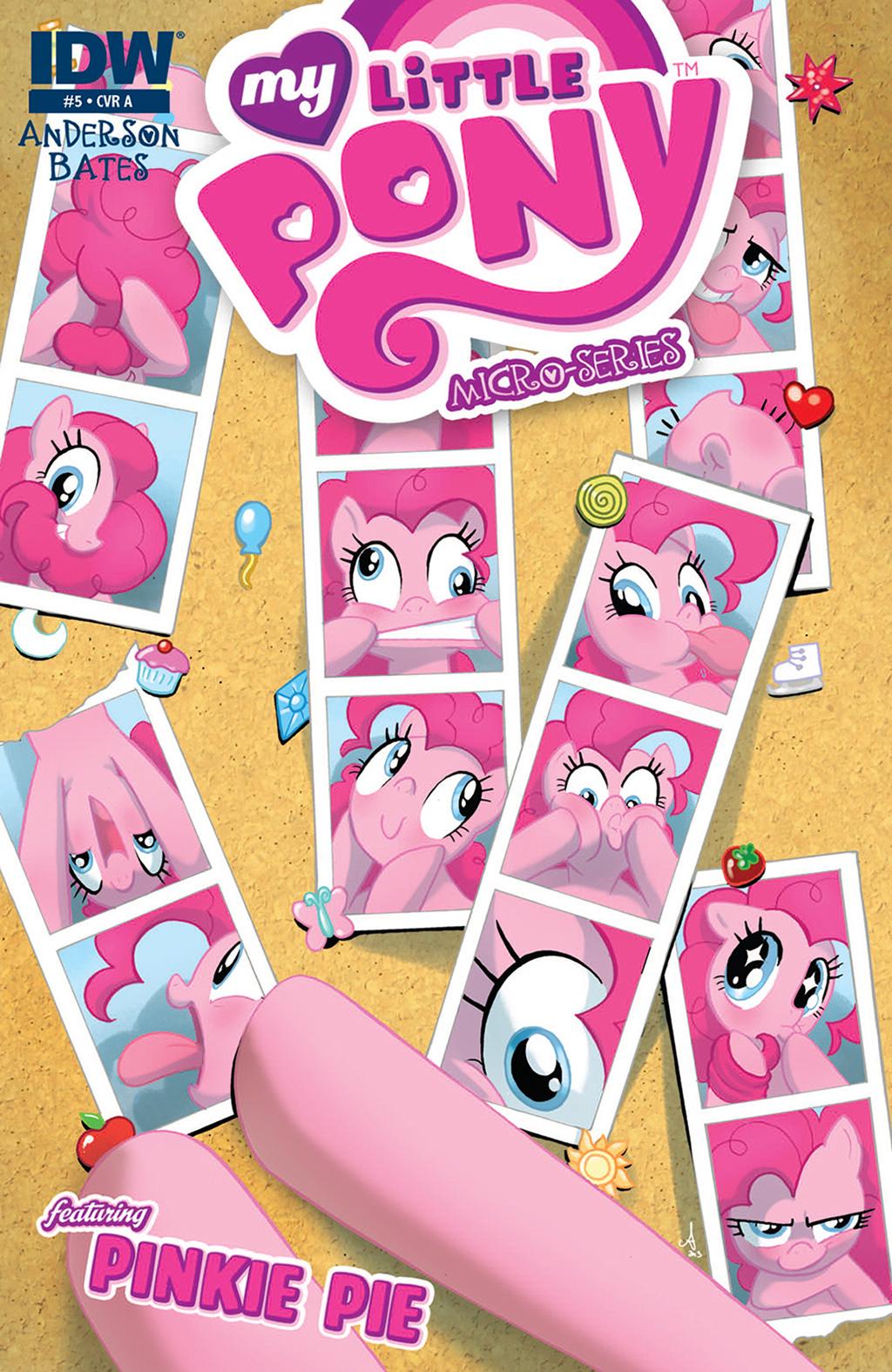 Комикс Мой Маленький Пони: Микросерия
