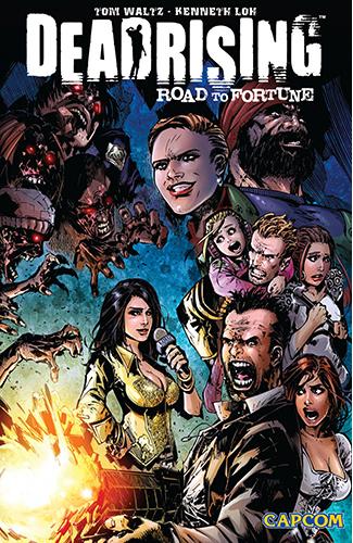 Комикс Восстание Мертвецов - Дорога к удаче