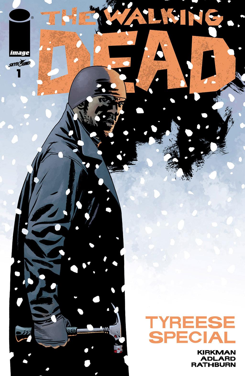 Комикс Ходячие Мертвецы: Спецвыпуски