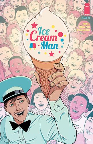 Комикс Мороженщик