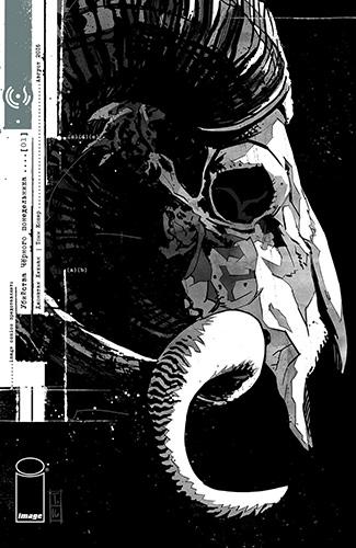 Комикс Убийства Чёрного Понедельника