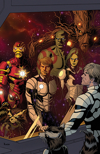 Комикс Стражи Галактики том 2