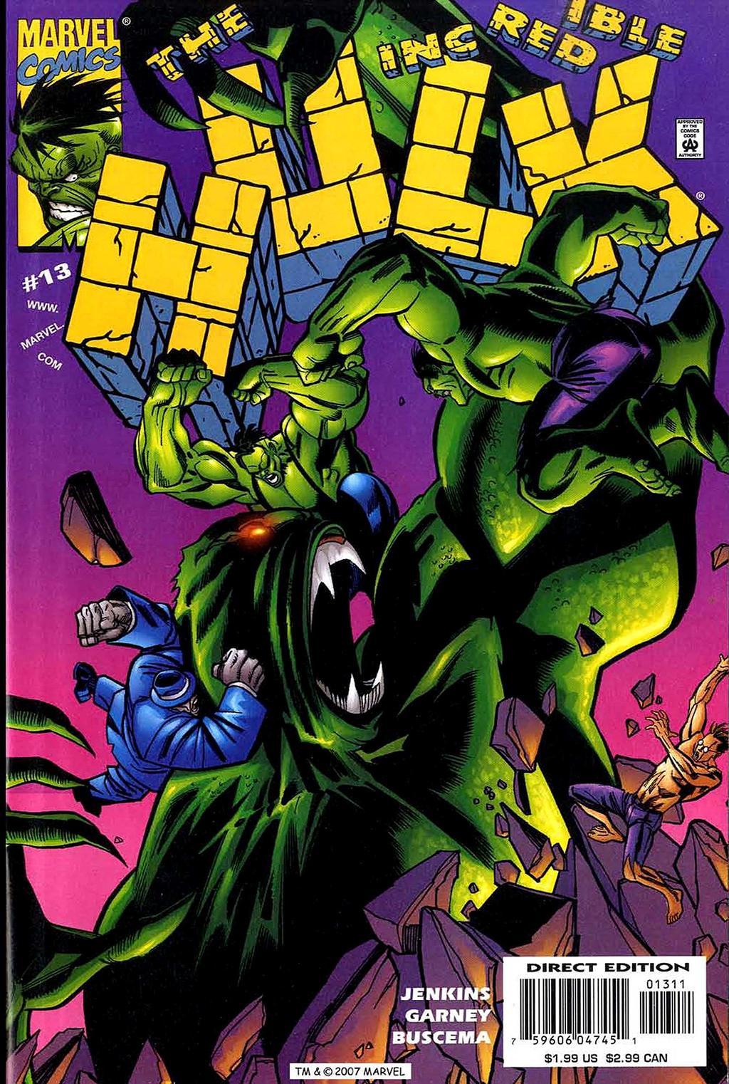 комикс Невероятный Халк том 2