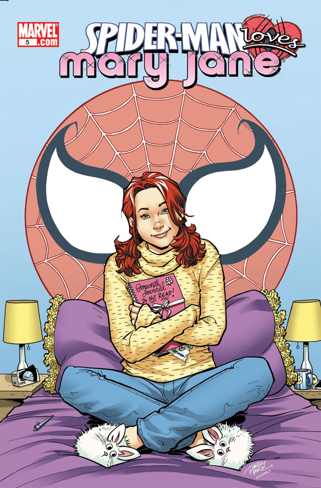 Комикс Человек-паук любит Мэри Джейн том 2