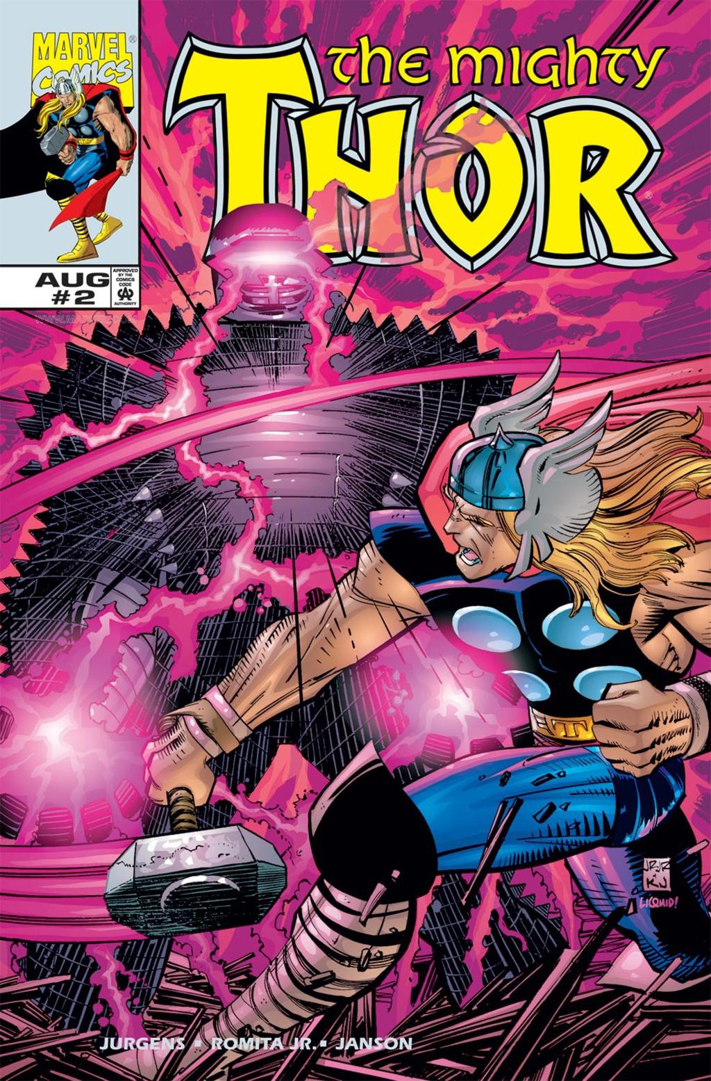 комикс Тор том 2