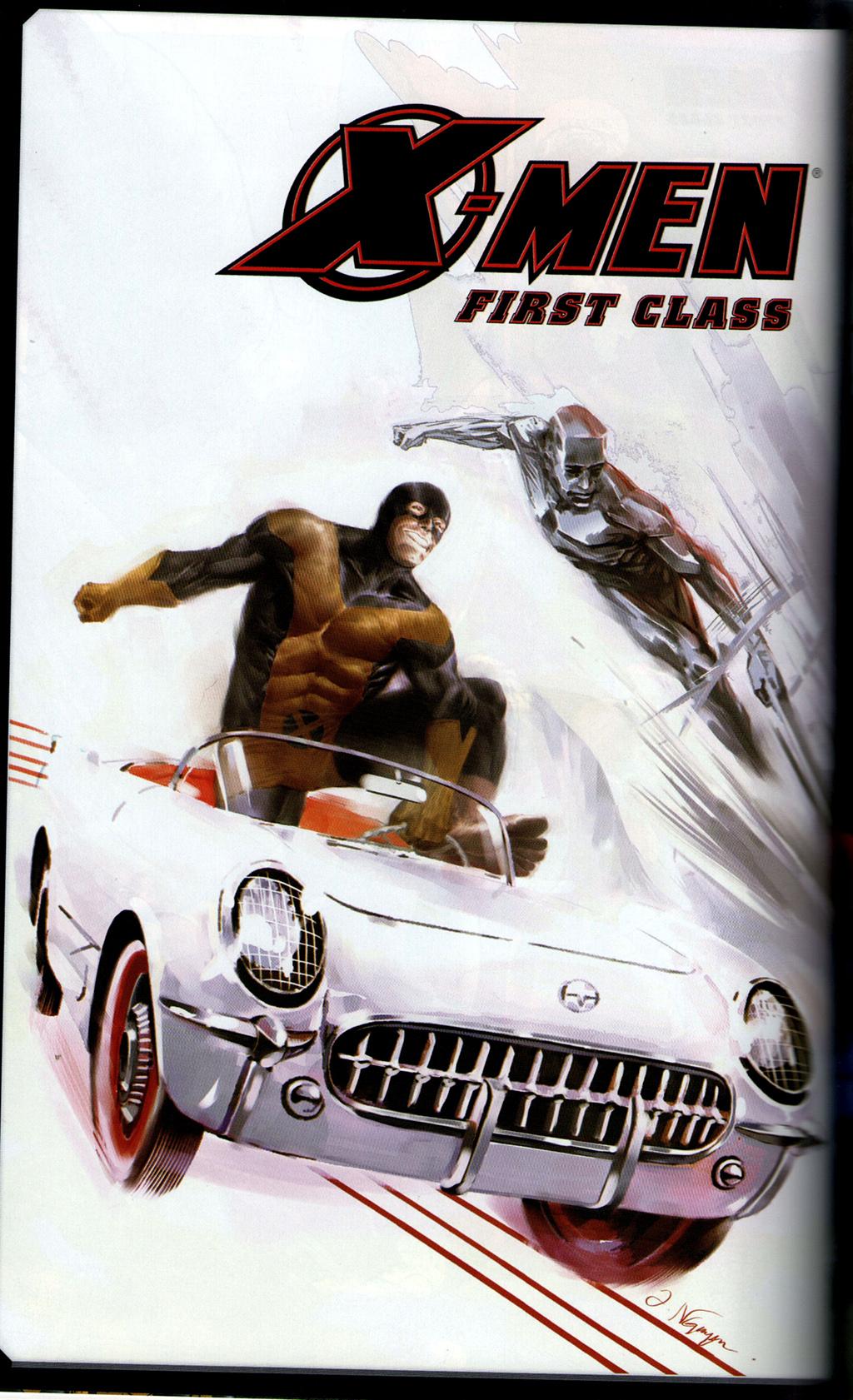 Комикс Люди-Икс: Первый Класс том 2
