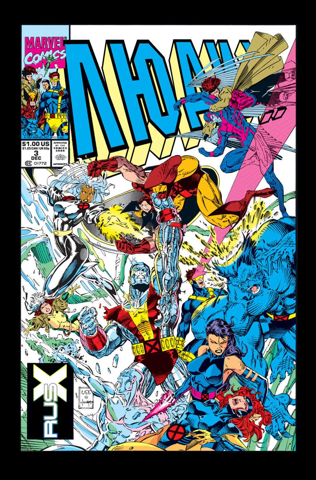 комикс Люди Икс том 2