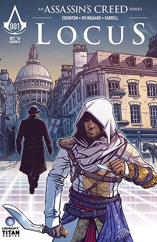 Комикс Кредо Убийцы: Последнее Поколение: Локус