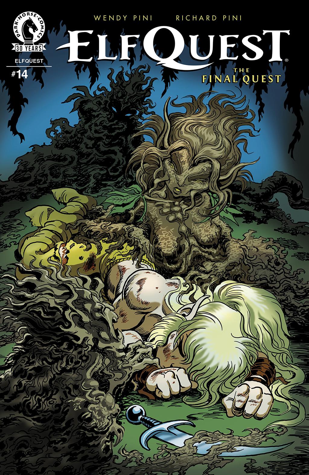Комикс Сага о Лесных Всадниках: Последний Поход