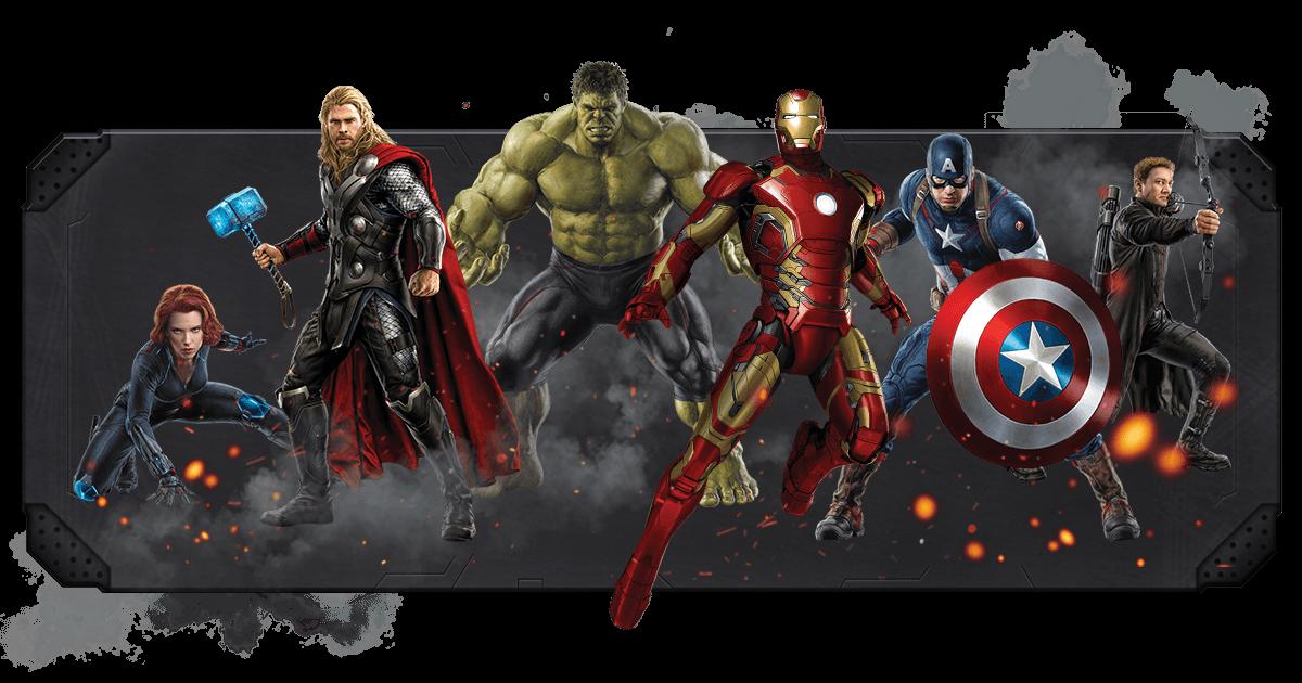 Мстители, Avengers