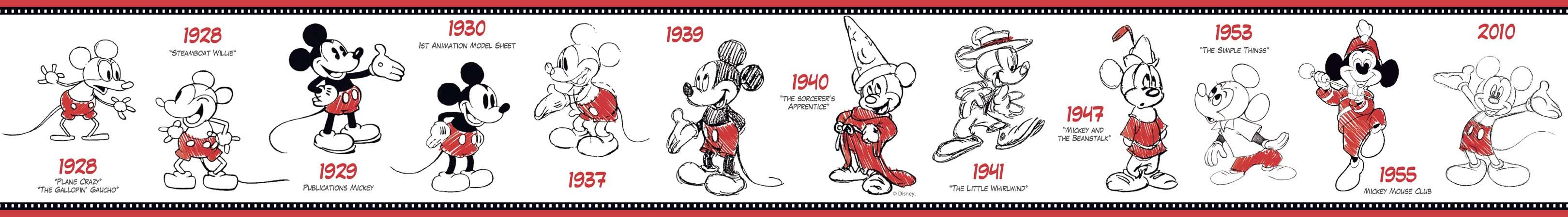 Walt Disney, Уолт Дисней