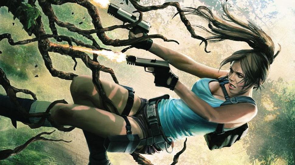 Лара Крофт, Lara Croft.