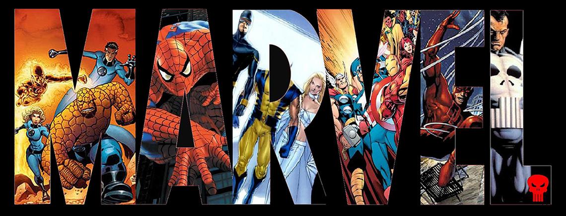 Marvel, Марвел