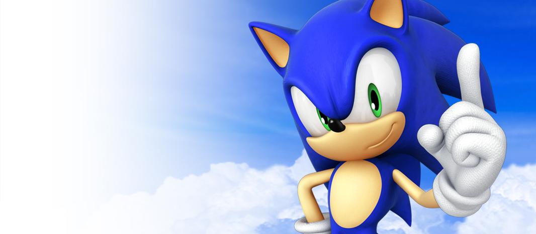Соник, Sonic.
