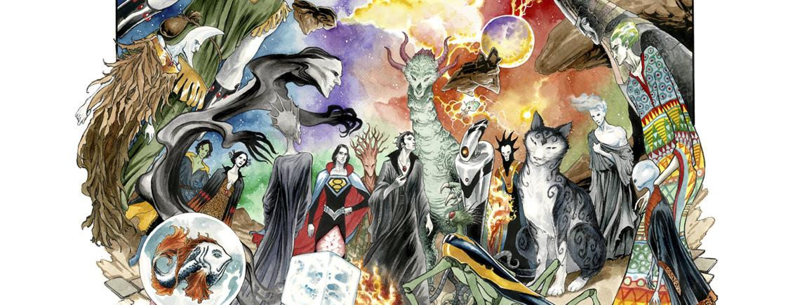 Vertigo Comics, Вертиго комикс