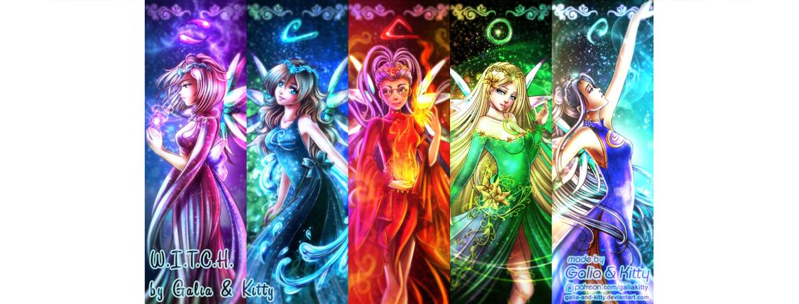 Чародейки, Witch