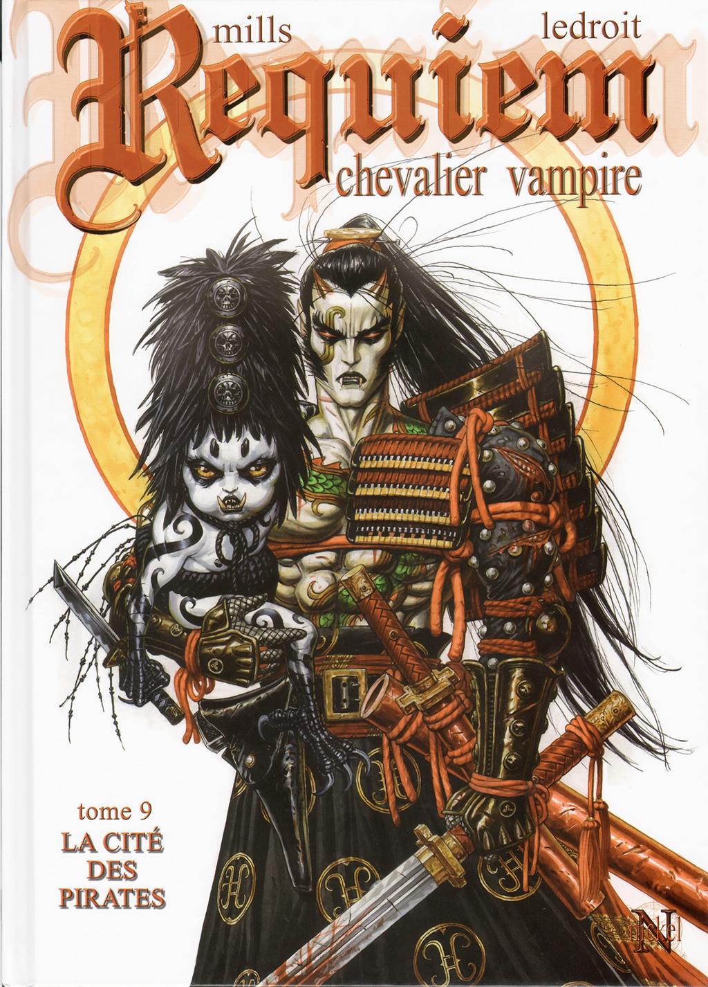 Комикс Реквием Рыцарь-Вампир