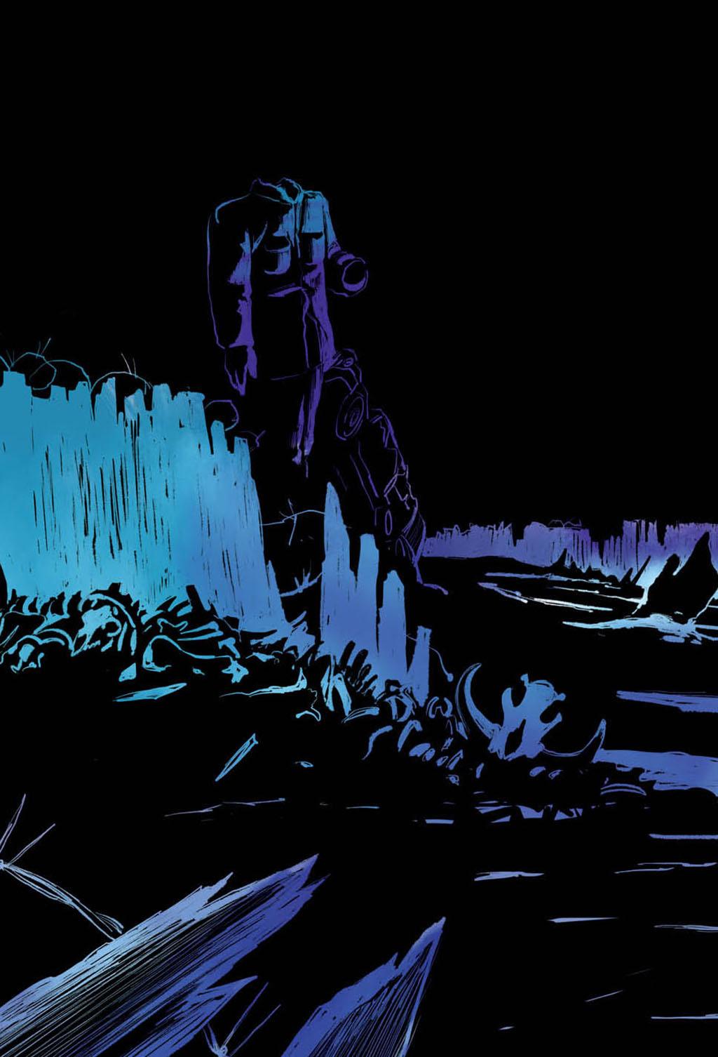комикс Призрак ГУЛАГа