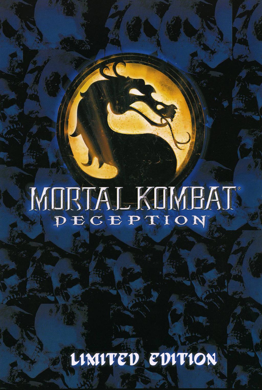Комикс Mortal Kombat - Deception Limited Edition